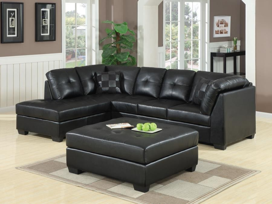 DARIE SECTIONAL - SECTIONAL