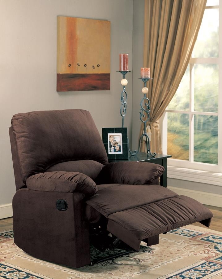 LIVING ROOM : GLIDER RECLINERS - RECLINER