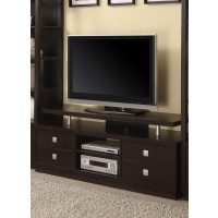 LIVING ROOM : TV CONSOLES - Casual Cappuccino TV Console