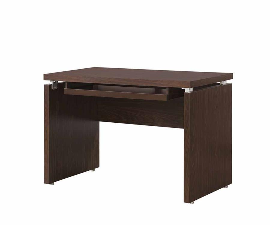 RUSSELL COLLECTION - Contemporary Medium Oak Computer Desk