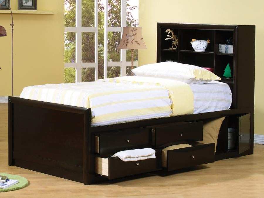 PHOENIX COLLECTION - TWIN BED
