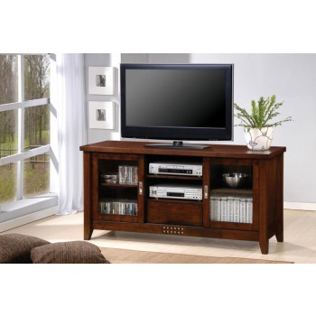 Living Room Tv Consoles Transitional Warm Brown Tv