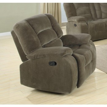 CHARLIE MOTION COLLECTION - ROCKER RECLINER
