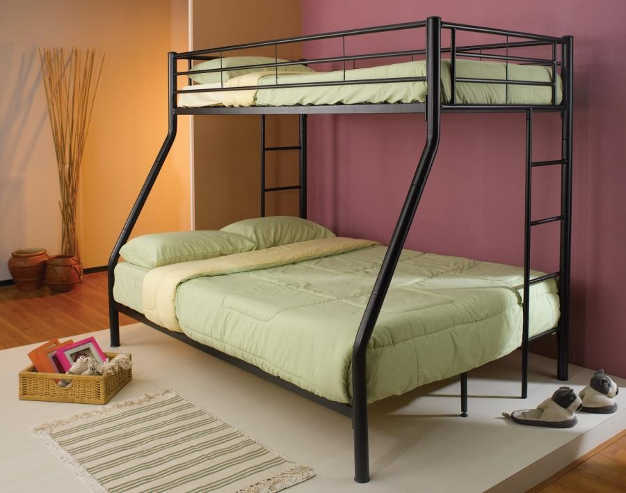 Twin/full Bunk Bed - TWIN / FULL BUNK BED