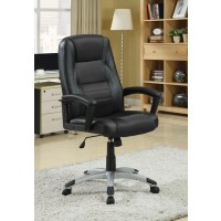 HOME OFFICE : CHAIRS - Casual Black Office Chair