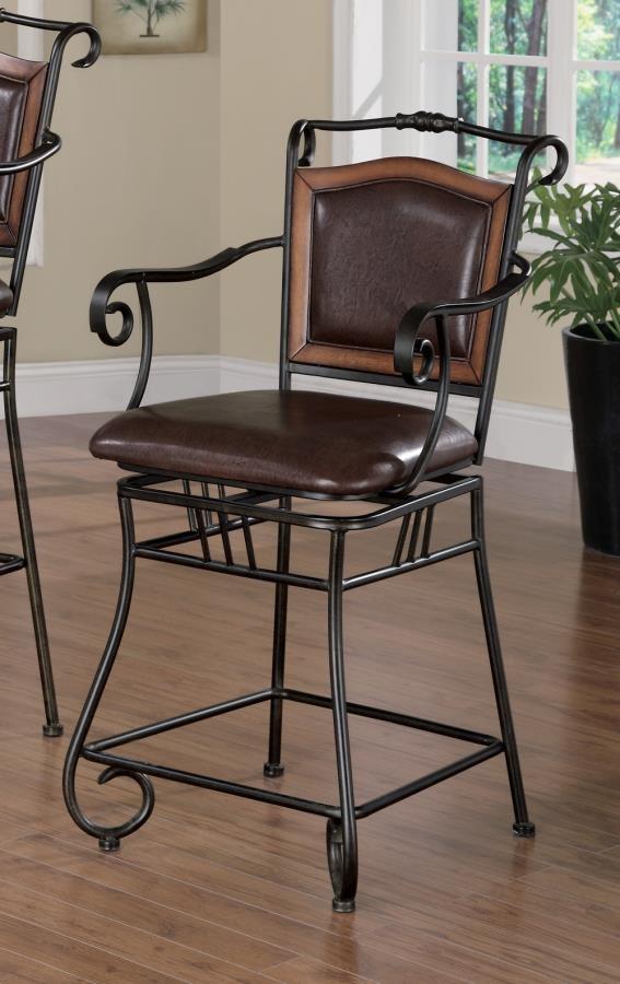 Rec Room Bar Tables Rustic Industrial 29 Bar Stool 100159