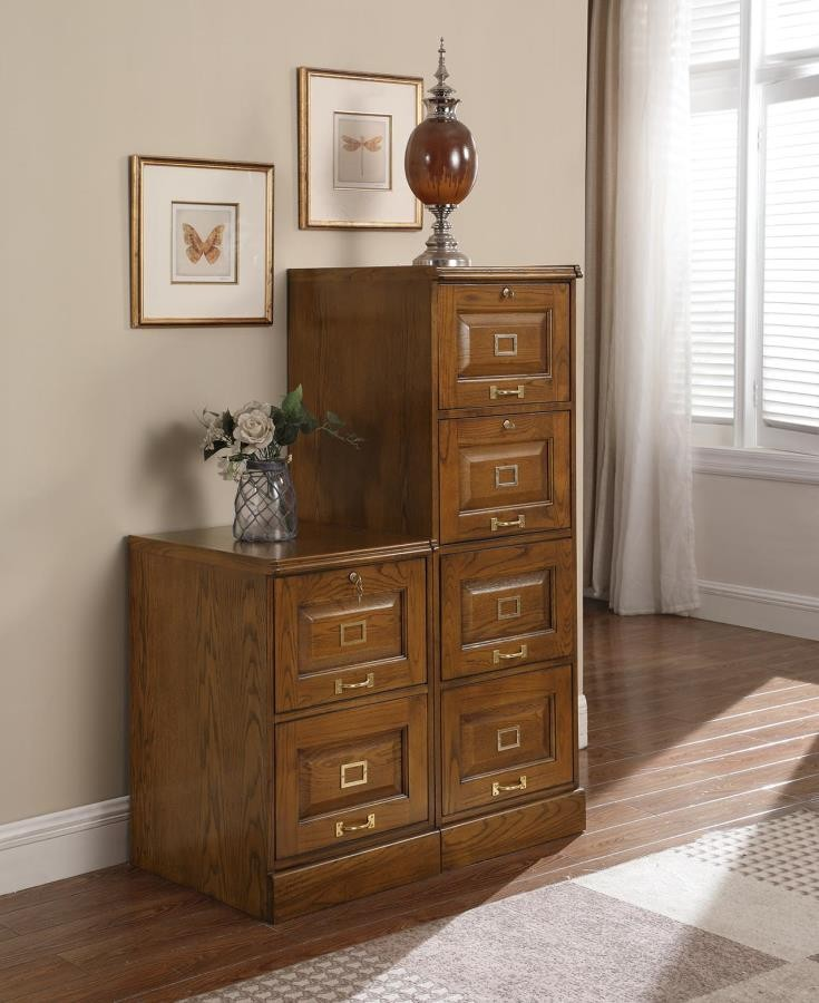 RUDD COLLECTION - Palmetto Two-Drawer File Cabinet