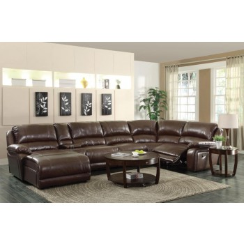 MACKENZIE MOTION COLLECTION - 6PC SECTIONAL