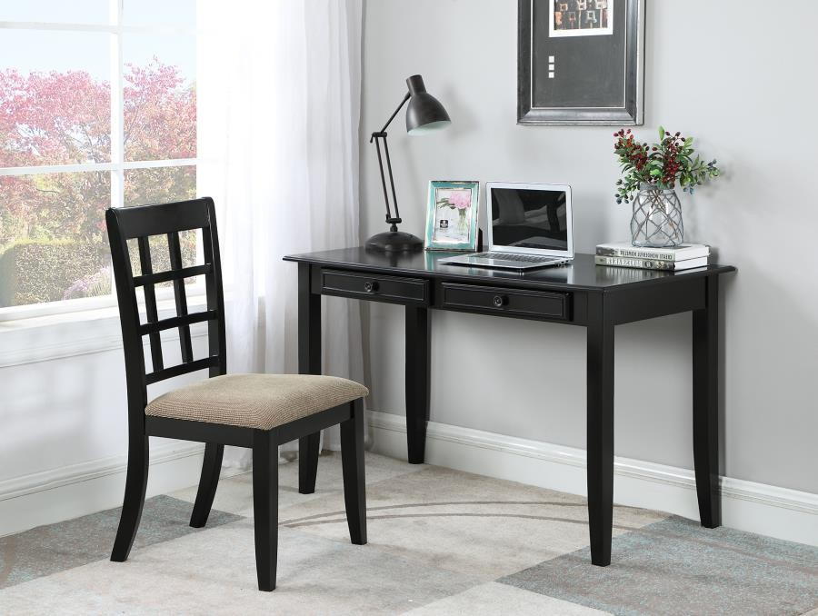 Home Office Small Collections 2pc Writing Desk Set