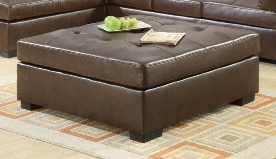 DARIE SECTIONAL - OTTOMAN