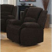 GORDON MOTION COLLECTION - Gordon Chocolate Recliner