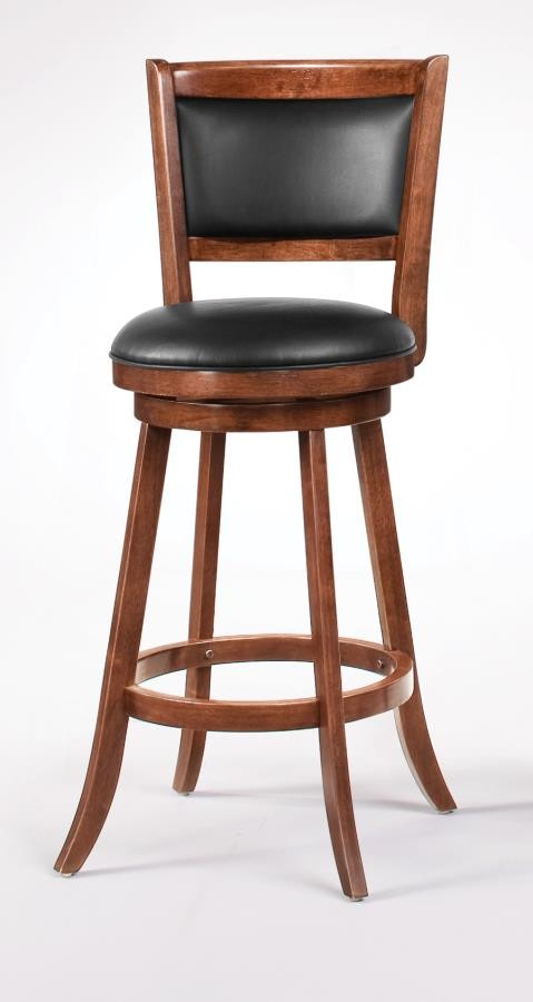 Bar Stools Wood Swivel 29 Bar Stool Pack Of 2 101920 Bar