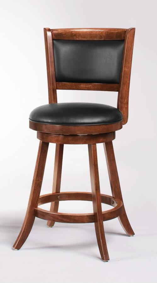 Pleasing Bar Stools Wood Swivel Counter Ht Chair Pack Of 2 Ocoug Best Dining Table And Chair Ideas Images Ocougorg