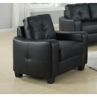 JASMINE COLLECTION - Jasmine Casual Black Chair