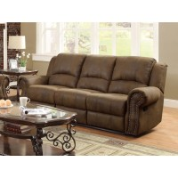 SIR RAWLINSON MOTION COLLECTION - Sir Rawlinson Brown Reclining Sofa