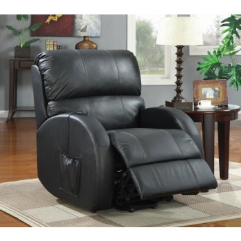LIVING ROOM : RECLINERS - POWER LIFT RECLINER