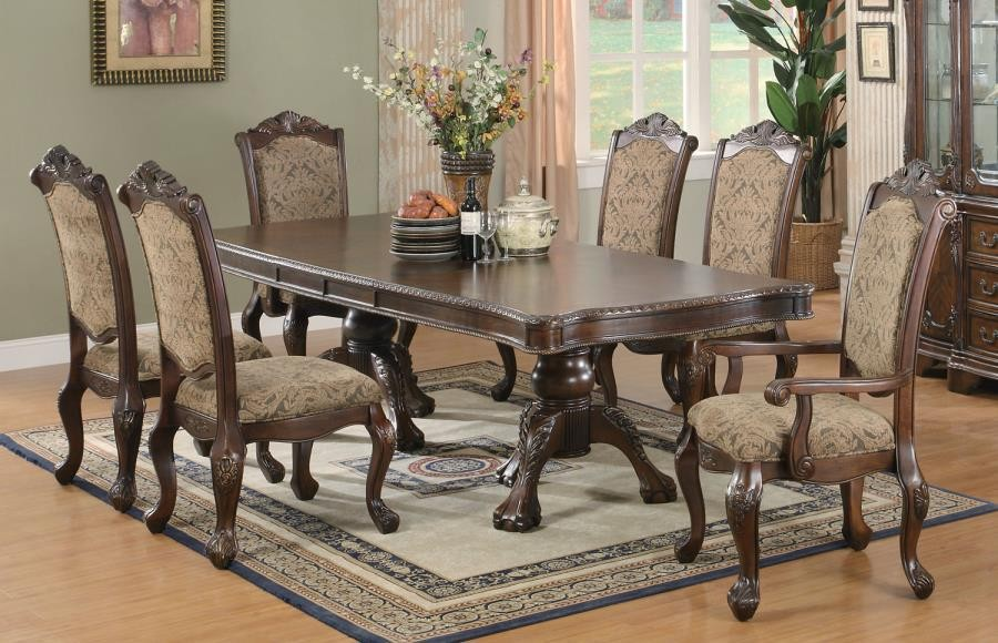ANDREA COLLECTION - DINING TABLE