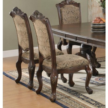 ANDREA COLLECTION - SIDE CHAIR (Pack of 2)