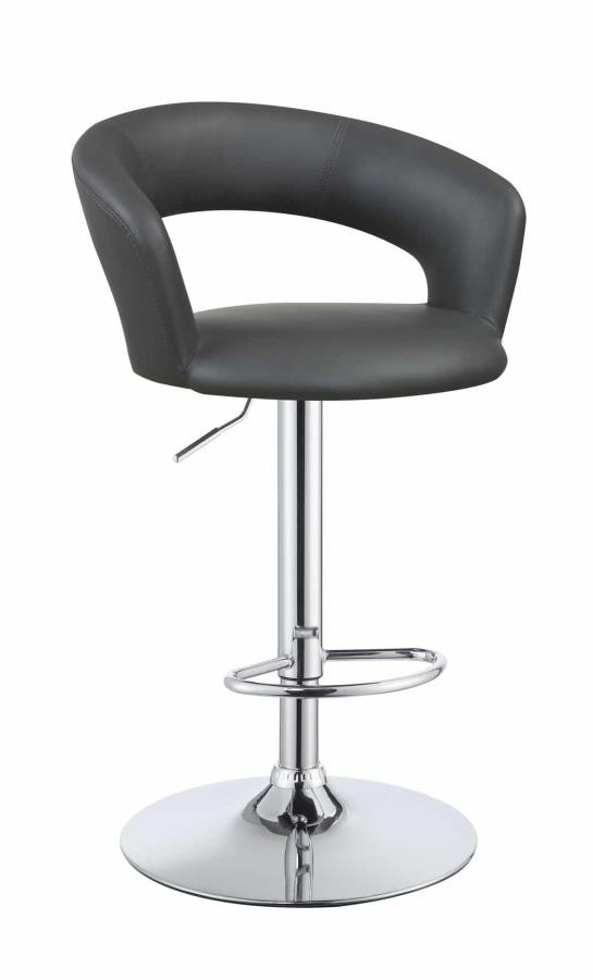 Cool Rec Room Bar Stools Height Adjustable Contemporary Chrome Caraccident5 Cool Chair Designs And Ideas Caraccident5Info