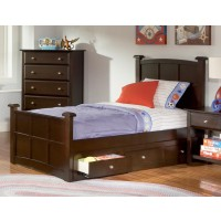 JASPER COLLECTION - TWIN BED