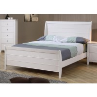 Selena Collection - Selena Twin Sleigh Bed