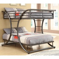 Stephan Bunk Bed - FULL / FULL BUNK BED