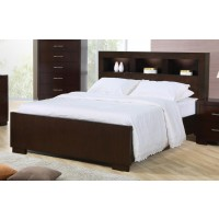 JESSICA COLLECTION - Jessica Contemporary Queen Bed