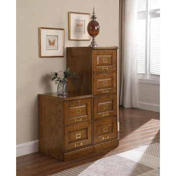 RUDD COLLECTION - Palmetto Four-Drawer File Cabinet