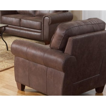 ALLINGHAM COLLECTION - Allingham Traditional Brown Chair