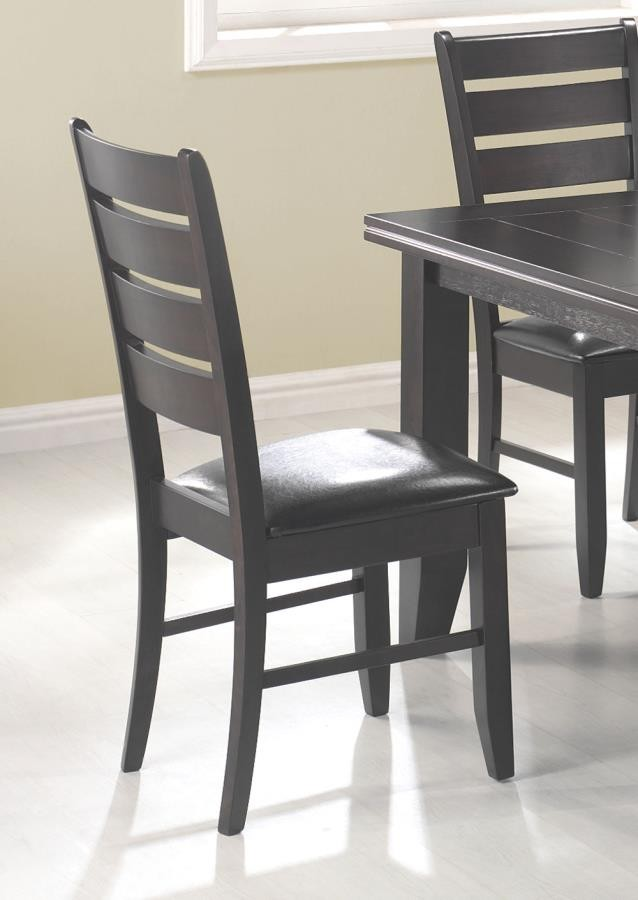 Pleasing Dalila Collection Dining Chair Pack Of 2 102722 Side Onthecornerstone Fun Painted Chair Ideas Images Onthecornerstoneorg