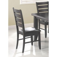 DALILA COLLECTION - Dalila Cappuccino Dining Chair (Pack of 2)
