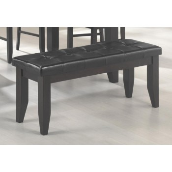 DALILA COLLECTION - Dalila Cappuccino Dining Bench