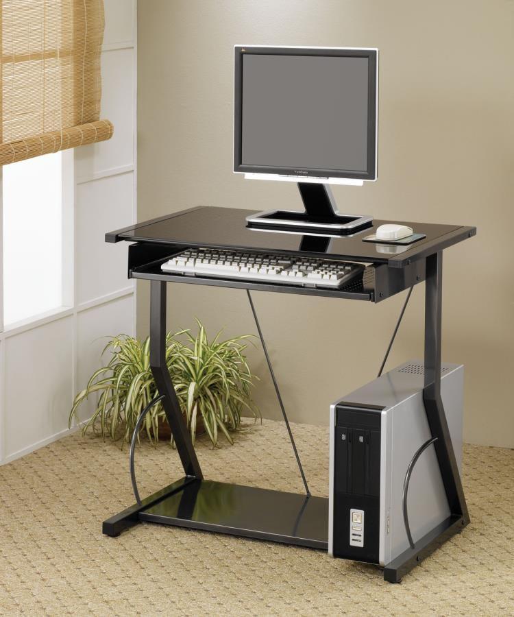 HOME OFFICE : DESKS - Transitional Computer Desk