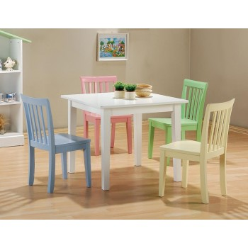 RORY COLLECTION - 5PC YOUTH DINING SET