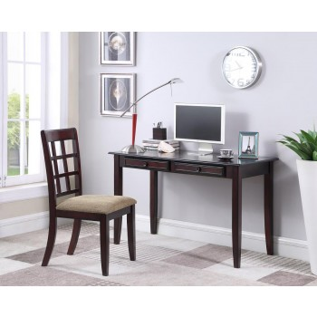 HOME OFFICE | SMALL COLLECTIONS - Casual Dark Amber Desk Set