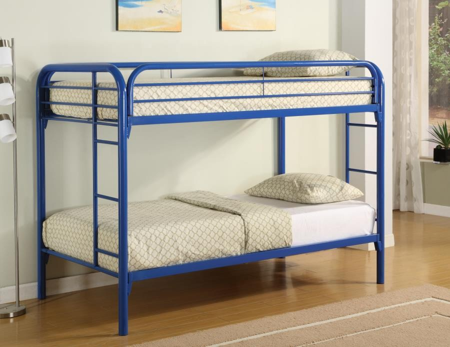 Fordham Twin Over Twin Bunk Bed - T/T BUNK BED | 2256B | Bunk Beds ...