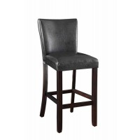 REC ROOM/ BAR TABLES: WOOD - 29 BAR STOOL (Pack of 2)