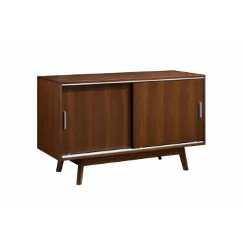 MALONE COLLECTION - Malone Mid-Century Modern Dark Walnut Server