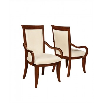 ALYSSA COLLECTION - ARM CHAIR (Pack of 2)