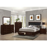 Jaxson Collection - CAL.KING BED