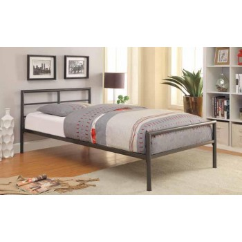 TWIN WORKSTATION LOFT BED - TWIN BED