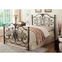 Gianna Metal Bed - Full Bed