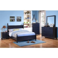 Zachary Collection - FULL BED