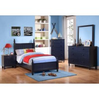 Zachary Collection - TWIN BED