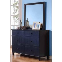 Zachary Collection - DRESSER