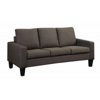 Bachman Collection - Bachman Transitional Grey Sofa