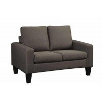 Bachman Collection - Bachman Transitional Grey Loveseat