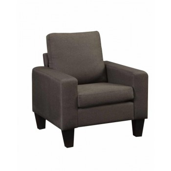 Bachman Collection - Bachman Transitional Grey Chair