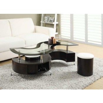 DELANGE MOTION COLLECTION - COFFEE TABLE