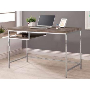 Kravitz Collection Contemporary Weathered Grey Writing